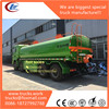CAMC right hand drive 20000 litres RHD oil tank truck