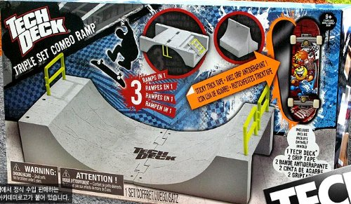 Buy Tech Deck Triple Set Combo Ramp With Tech Deck Grip Tape In Cheap Price On Alibaba Com