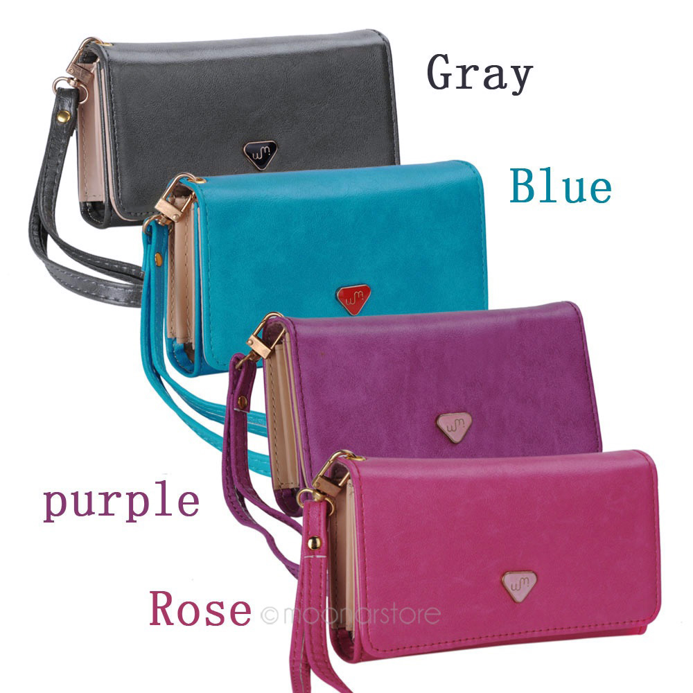 3821aab83476c3 Wholesale Galaxy Woman Money Clips Wallet Purse Nice Leather Lady ...
