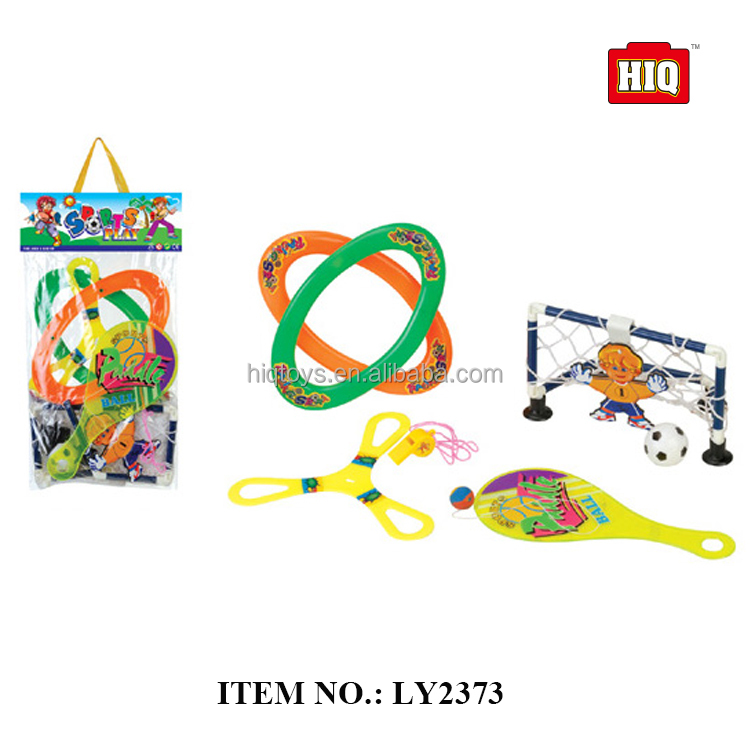 Hot selling outdoor play toys sport toys and games for children
