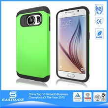 Stylish case water cube pattern cover back for samsung galaxy s6