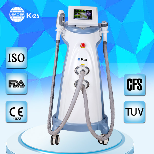 kes hot beauty equipment new arrival 2015 active hair remover anti aging face machine