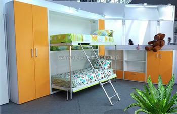 Kids Bunk Wall Bed,folding Wall Bed,hidden Wall Bed