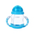 Custom free samples plastic baby water bottle with lids
