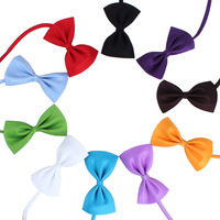Multi Color Bow Tie Dog Pet Accessories