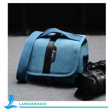 New style bule digital camera bag