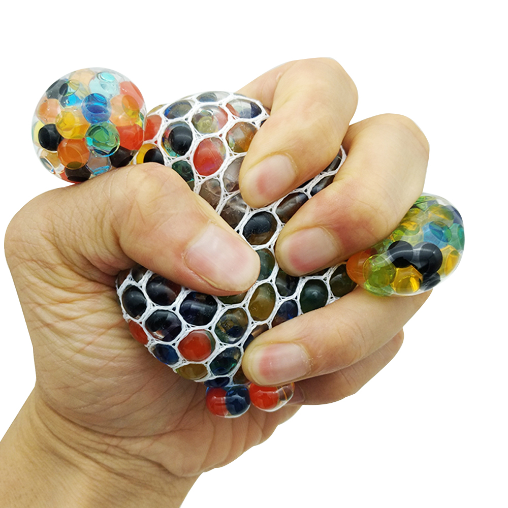 Cheapest anti stress TPR mesh <strong>ball</strong> squeeze <strong>ball</strong> splat <strong>ball</strong>