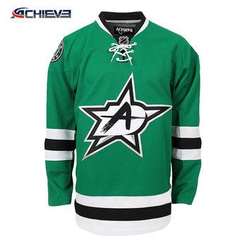 Sublimation Custom Authentic Hockey Jersey ec9ea152482