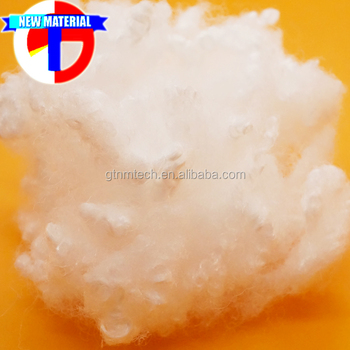 filling using virgin HCS hollow conjugate siliconized polyester fiber