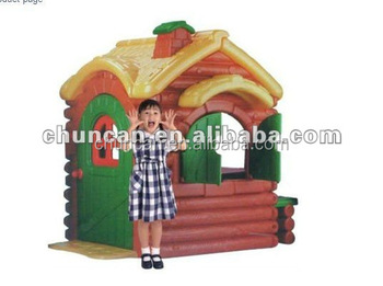 Play House For Kids Indoor Playhouse Children Plastic Castle - Buy ...