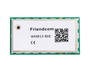 868MHz UART Interface Wireless M-bus Module for smart metering Automatic Meter Reading Application