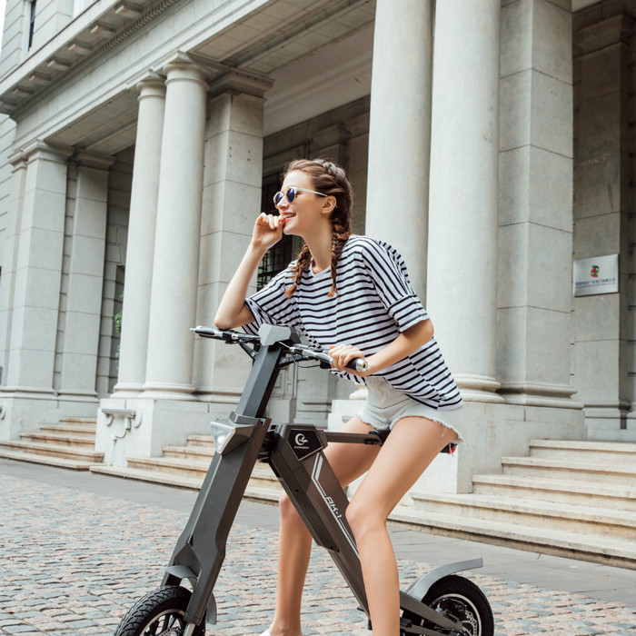 2017 most popular e scooter City Electric Bicycle e bike with factory price