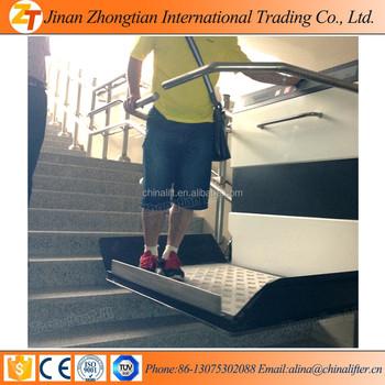 Suministro de china silla de ruedas ascensores elevaci n for Sillas ascensores para escaleras precios