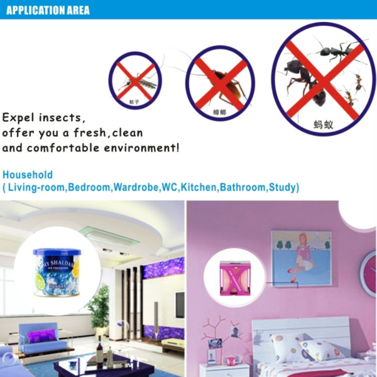 Factory direct sale home air freshener for  environmentally