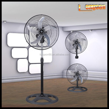 18 inch ac fan industrial fan power consumption fan coil unit