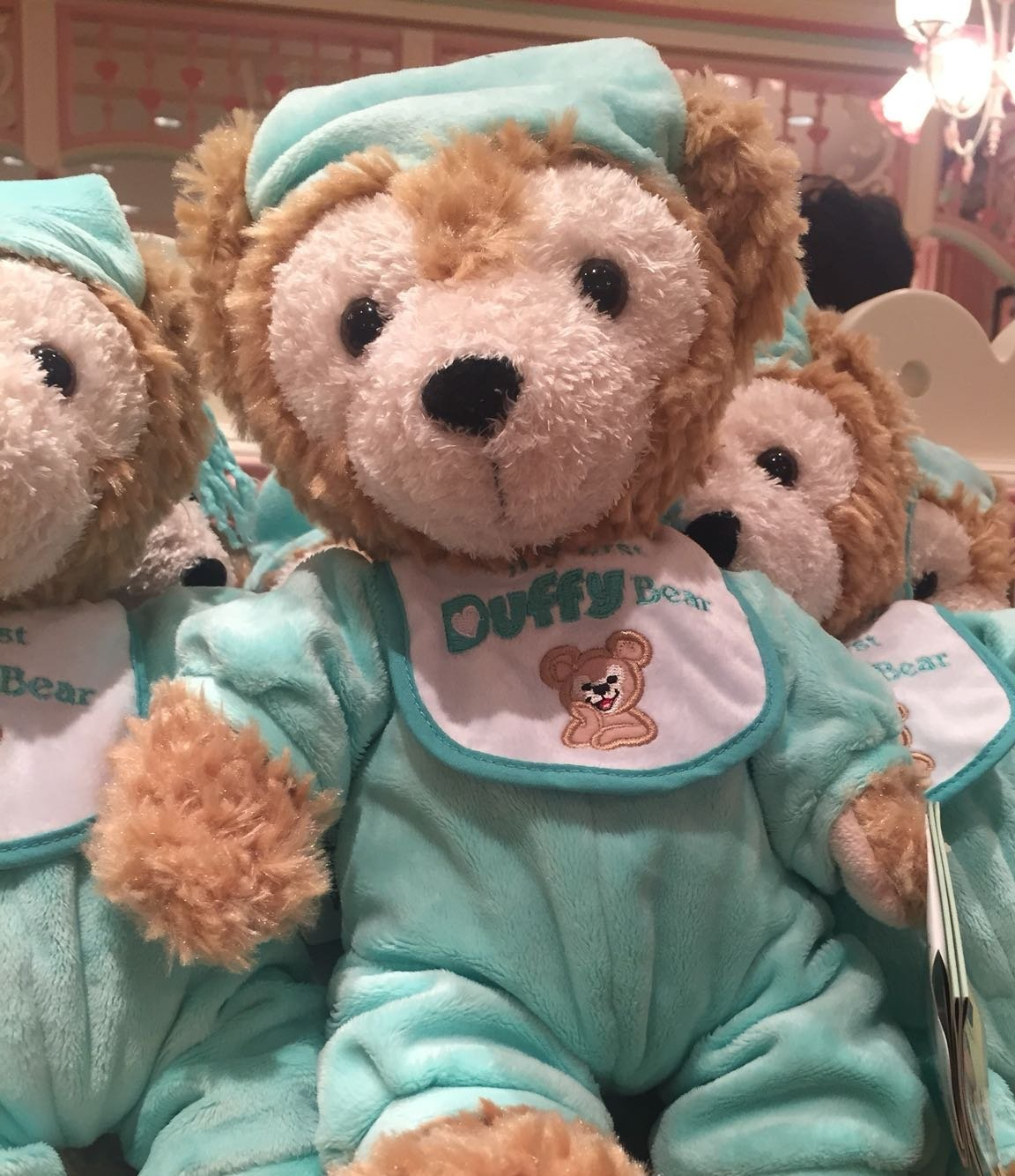 Get Quotations · Duffy the Disney Bear Plush -   My First Duffy Bear   -  Medium dd7c2d3f80cf2