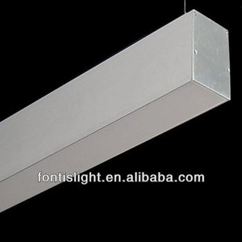 70*50mm Aluminum Profiles With Internal Driver/ Aluminum Profile ...