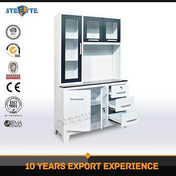 Malaysia Modern Kitchen Cabinets Aluminium Cabinet Design Steel Cupboard