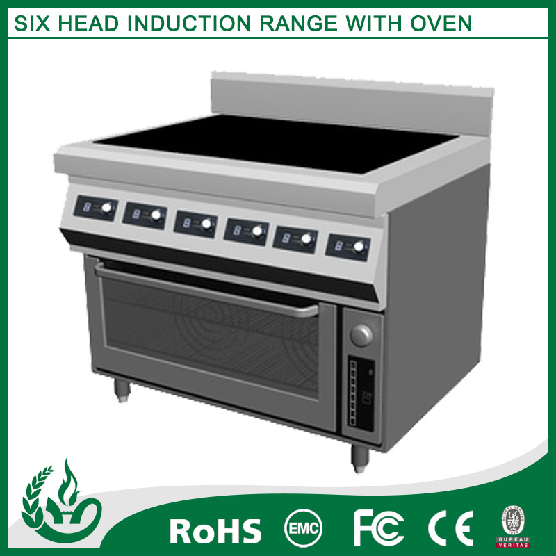The Professional Kitchen Ranges(induction Cooker) - Buy The ...