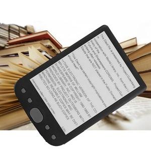Fashion Easy 6inch High Resolution 600*800 Boox E Reader Ebook Reader