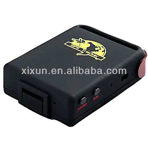 Mini Global Real Time GPS Tracker A8 GSM/GPRS/GPS Tracking Device by smart phone