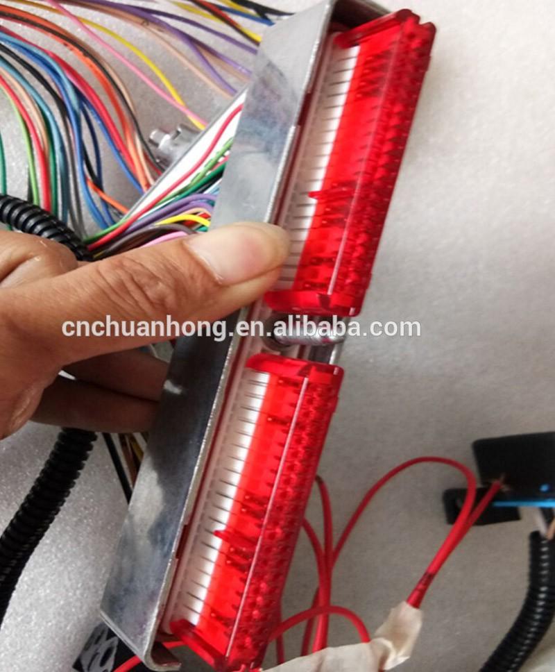 Pcm Ecm Connector C1 C2 Plug Ls1 Wiring Kit Camaro Firebird Corvette Gm  15492640 - Buy Pcm Connector,Ecm Connector,Ls1 Wiring Harness Product on
