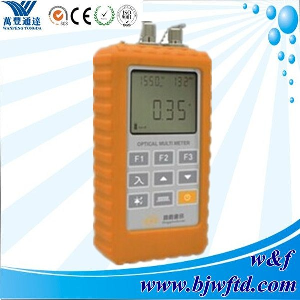 Fibra optica TD1XX optical power meter tester