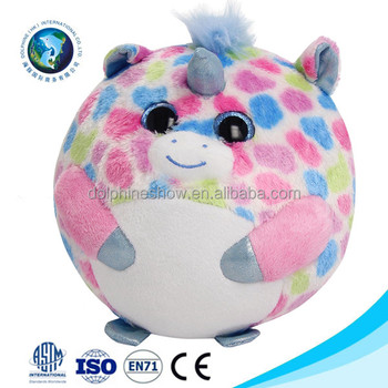 Excellent 2017 Stuffed Animal Round Cute Plush Unicorn Ball Toy Promotional Gift Soft Toy Rainbow Unicorn Plush Buy Unicorn Plush Plush Unicorn Unicorn Toy Beatyapartments Chair Design Images Beatyapartmentscom