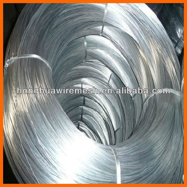 2.0MM electro galvanized iron wire anping high quality items