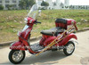 Gas powered 49cc full function Handicapped tricycle BME50QZC-6C