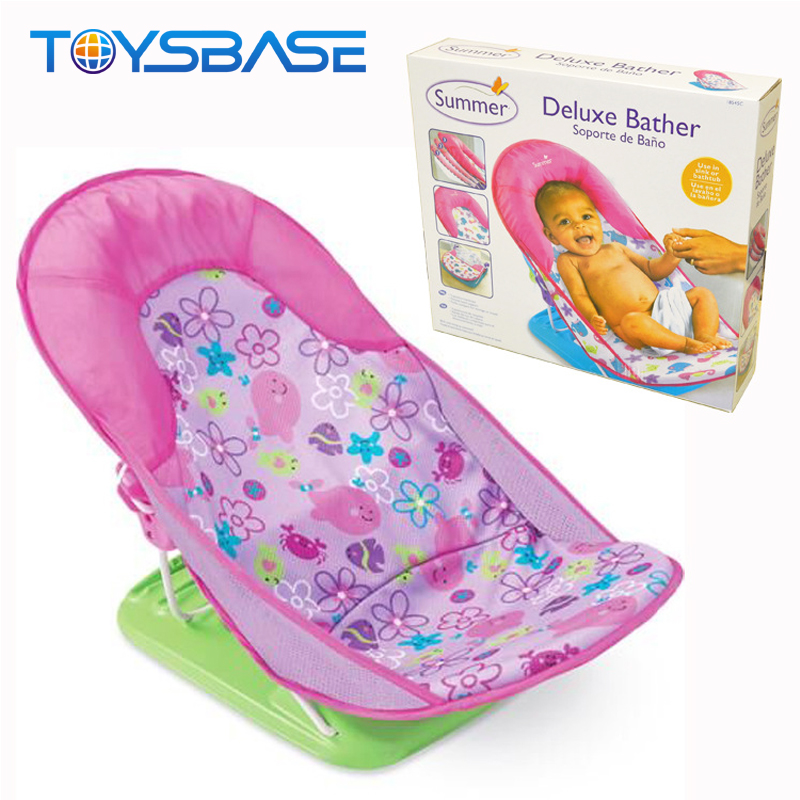 Good Quality Baby Bather Chair Foldable Baby Bath Bed Comfort Baby Shower Chair
