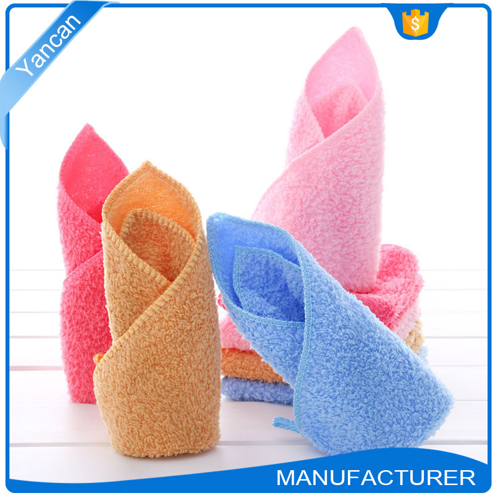 Cheap Wholesale Microfiber Cleaning Towel Cloth Factory Supply