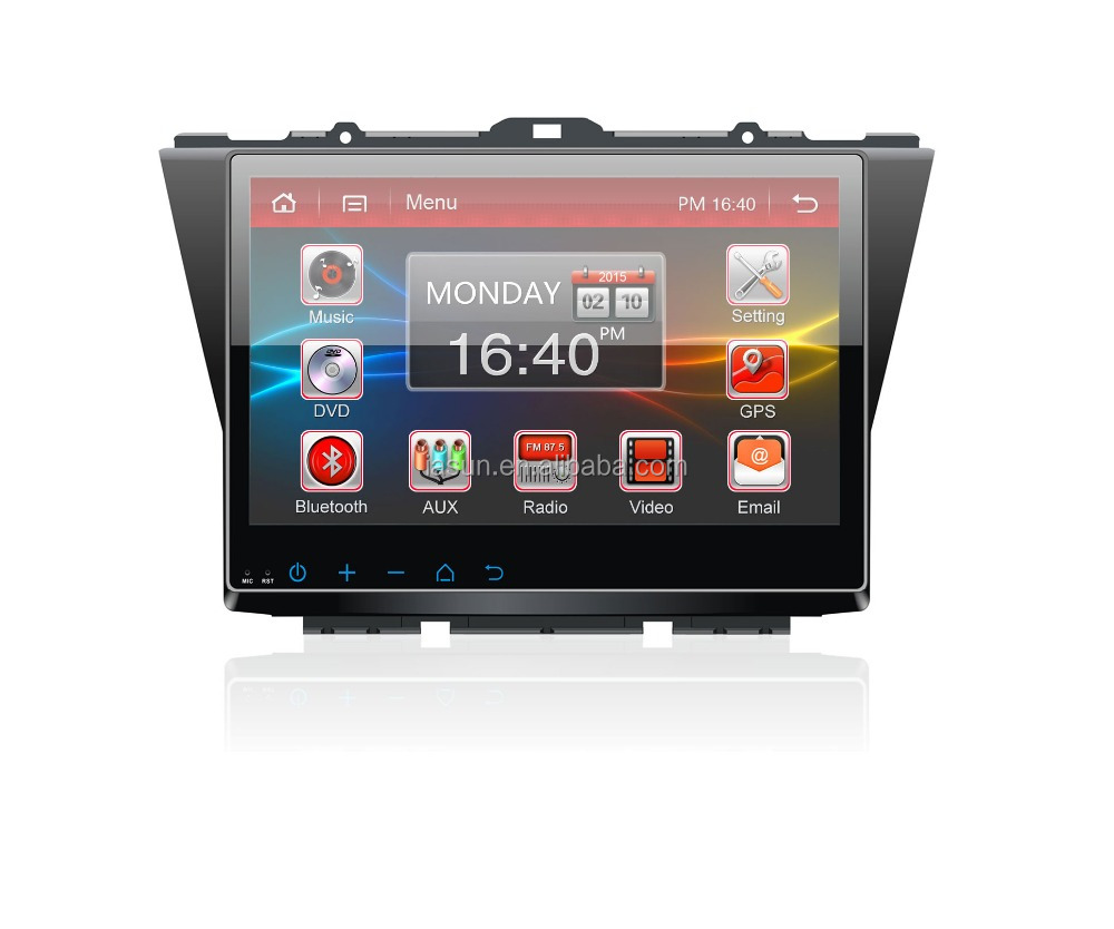 "2 DIN 10"" HD 1080P Android 4.4 car dvd player WITH WIFI 3G GPS DVD PLAYER for G-AC"