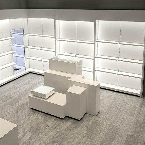 Zapato de moda de tienda de muebles de retorno decoraci n for Muebles de moda