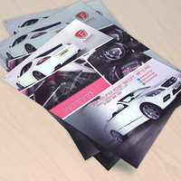 Custom printing booklet,catalogue,leaflet and magzine printing wholesale
