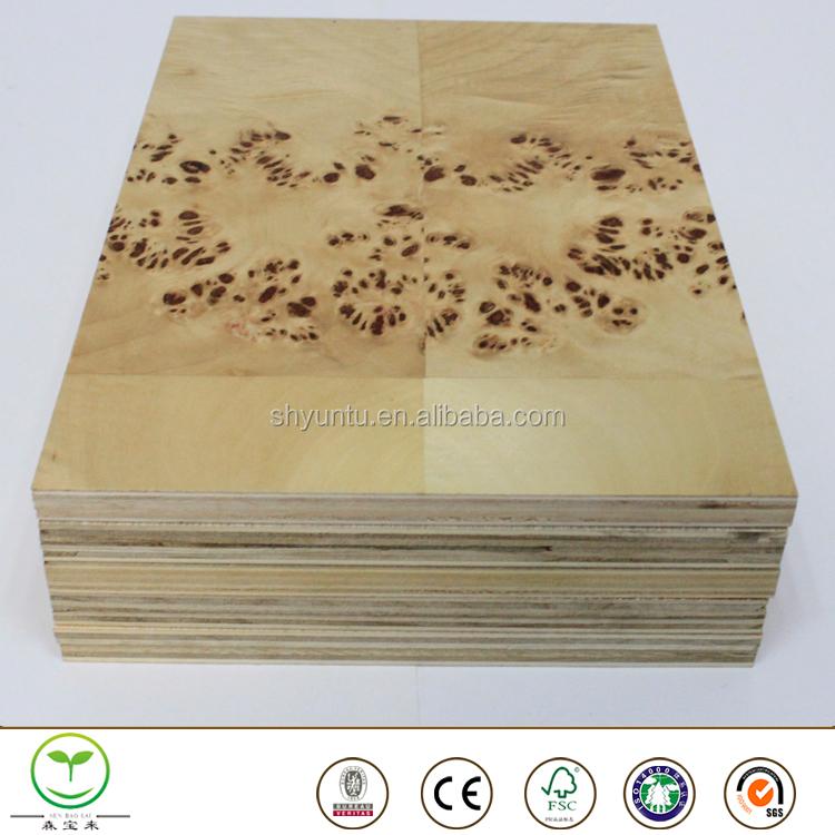 uso de muebles madera contrachapada barata para la venta