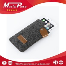 2016 hot new products alibaba website china supplier wholesale bulk felt custom design cell phone case