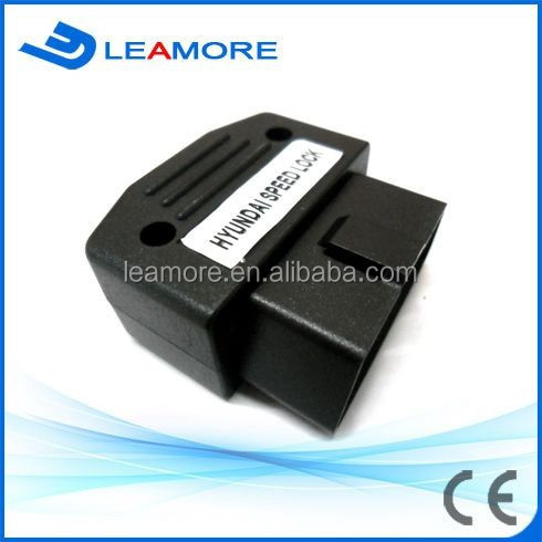 Auto OBD plug and play car door speed lock device for HYUNDAI IX35/ELANTRAL 4 door locked best quality