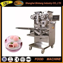 Hot-sell automatic encrusting and forming machine for snack food and ice cream