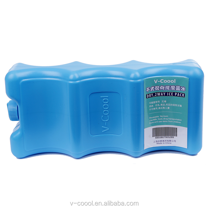 Moedermelk lunch tas koeler plastic herbruikbare ice pack