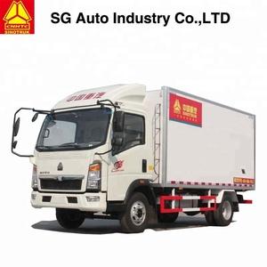 china sinotruk howo left hand drive mini trucks