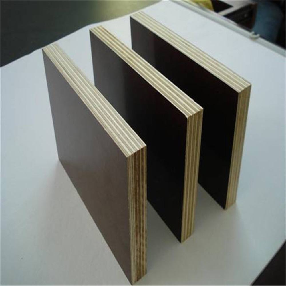 Linyi Wosen Building Materials 18mm Black/plywood filmfaced,cement formwork plywood, waterproof construction wood plywood