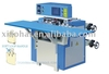 RT Series Computer control Soft loop handle bag making machine ( manual type)