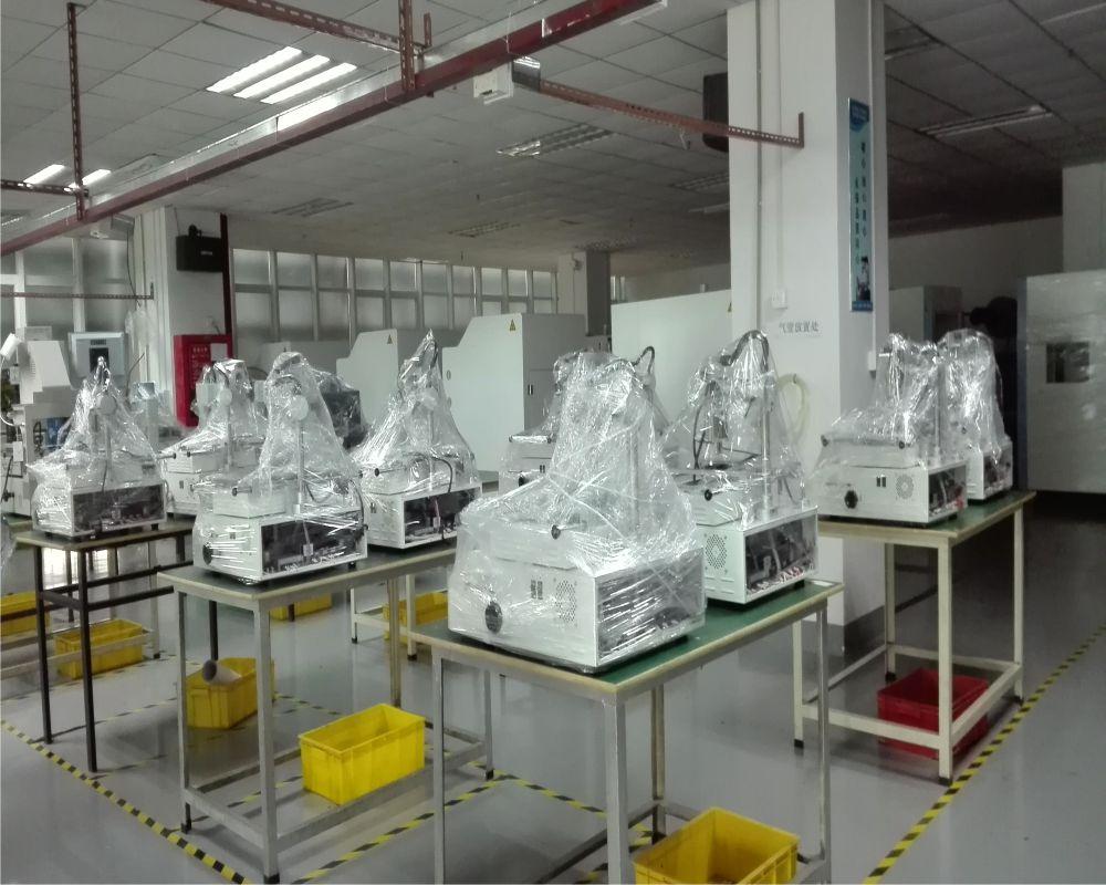 Hot selling optical motherboard BGA chip rework station for laptop/mobile PCBA chip soldering and desoldering