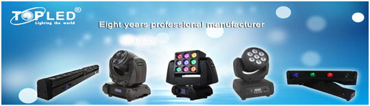 Factory price LED DMX Bar Light 240*10mm RGB 8 sections