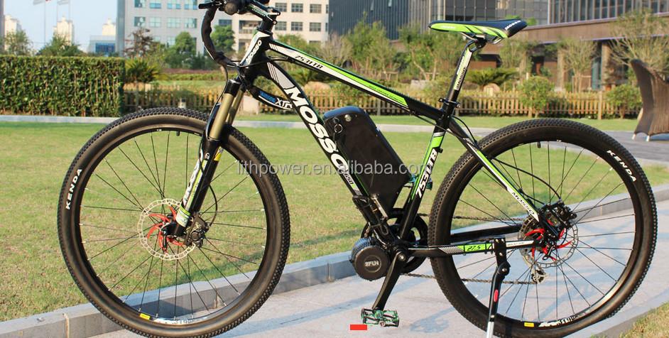 unterrohr 36v lifepo4 lithium batterie f r 36v 350w e bike. Black Bedroom Furniture Sets. Home Design Ideas