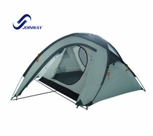 JWF-014 China supplier camping hiking outdoor two story sunny tent bed