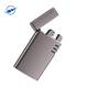 Customizable high-end usb charging plasma lighter men's gift mobile power charging USB safe flameless Chinese manufacturing
