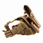 Glock Holster Military Glock 17 19 22 Colt1911 P226 M92Tactical Thigh Holster Hunting Pistol Gun Holster Military Drop Leg Combination Holster