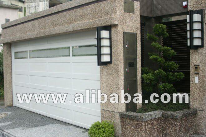 O'Leary stacking door, garage door